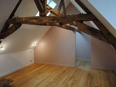 Second oeuvre – Réhabilitation logement, Villers-Pol